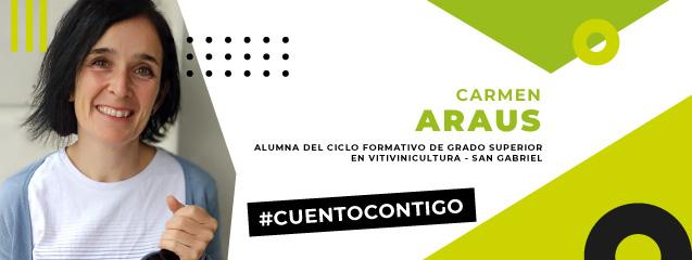 Entrevista Carmen Araus San Gabriel