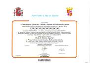 Título CFGS Castilla y León